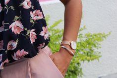 Look casual dimanche par la blogueuse mode Lilytoutsourire :