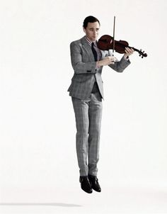 Oh No They Didnt! - New Tom HIddleston photo shoot