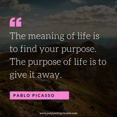 You will find your purpose in the service of others. Fulfill your God-Given Purpose You are called according to his purpose - Romans How to find your purpose Passion Quotes, Life Quotes, Quotes About God, Quotes To Live By, Calling Quotes, Finding Yourself Quotes, Find Your Calling, Purpose Quotes, My Purpose In Life
