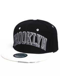 "Buy ""Brooklyn"" City Snapback hat (Undervisor treatment) Men's Accessories from Buyers Picks. Find Buyers Picks fashions & more at DrJays.com"