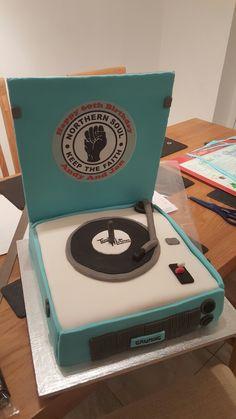 Northern Soul, Motown, 60th  birthday cake.