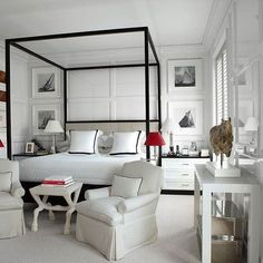 A lack of color can be a beautiful thing. | Photo: Ricardo Labougle, Design: Luis Bustamante