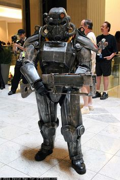Power Armor by DTJAAAAM, via Flickr