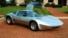 1970 Chevrolet XP-882 Concept