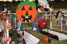 Fall Festival Booth Ideas  this is a good idea for the bowling