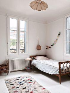 child's bedroom in paris. / sfgirlbybay