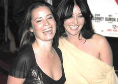 Great American Country profiles close friends Shannen Doherty and Holly Marie…