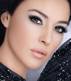 Monica Belluci - face for Royal Velvet by Oriflame