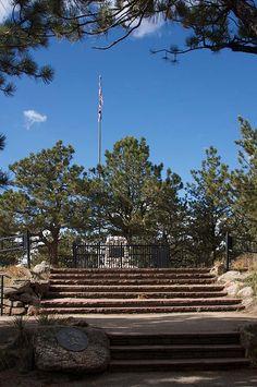 CrossCountry Trip, Day 4  Buffalo Bill's Gravesite, Denver, CO