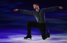 Jeffrey Buttle of Canada performs his routine during THE ICE 2014 at the White Ring on July 19, 2014 in Nagano, Japan. (July 18, 2014 - Source: Atsushi Tomura/Getty Images AsiaPac) (1024×660)