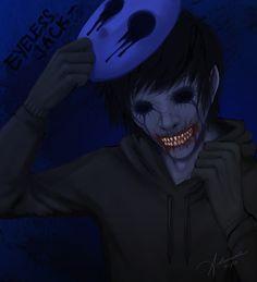 Sleep 3 on pinterest creepypasta eyeless jack and jeff the killer
