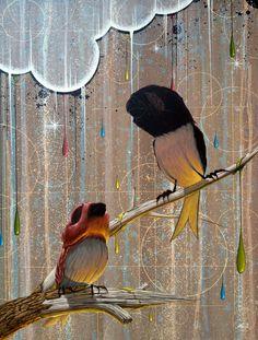 Nathan Ota  Birds of Play