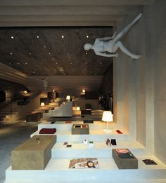 Alter Concept Store  Shanghai  Designed by 3Gatti Architecture Studio