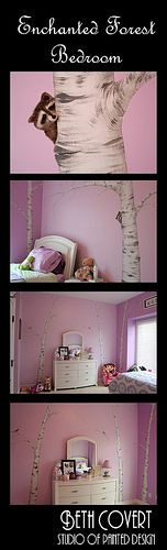 A room design she won't outgrow.