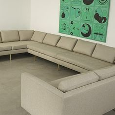 Vladimir Kagan Sofa  Bay Home Consignment Furniture Decorating - Bay home consignment furniture