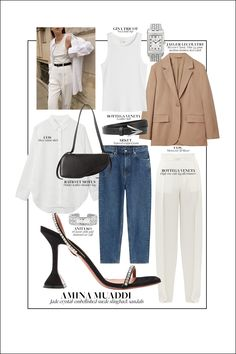 Dope Fashion, Minimal Fashion, Daily Fashion, Fashion Outfits, Mode Dope, London Outfit, Capsule Outfits, Monday Motivation, Mixtape