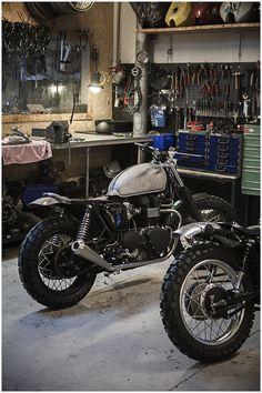 Wrenchmonkees #foto #moto #garage