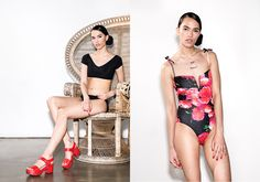 BETH RICHARDS is Quality Modern Swimwear. Made with the highest standards of quality, ethically manufactured in Vancouver, Canada. Bikinis, Swimwear, One Piece, Fashion, Bathing Suits, Moda, Swimsuits, La Mode, Bikini