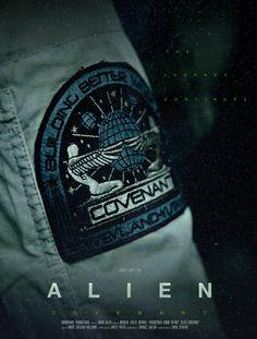 Resultado de imagem para poster alien covenant