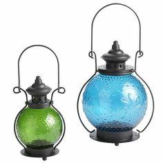 Sunburst Lanterns -