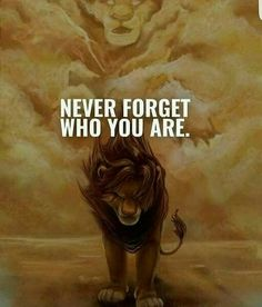 58 Trendy Quotes About Strength Disney God Lion King Quotes, Lion King Art, Funny Inspirational Quotes, Funny Quotes, Imagenes Dark, Small Quotes, Le Roi Lion, Remember Who You Are, Disney Lion King