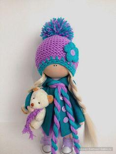 Интерьерные куколки Натальи Кудрявцевой / Изготовление авторских кукол своими руками, ООАК / Бэйбики. Куклы фото. Одежда для кукол
