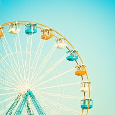 Carnival Photography nursery ferris wheel by CarolynCochrane, $30.00