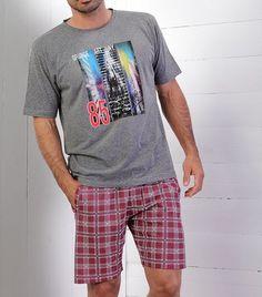 Pyjama de qualité, original #massana #pyjama_homme #homewear_homme #cadeau_homme