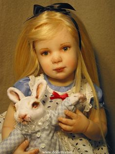 Jane Bradbury Collectible Dolls: