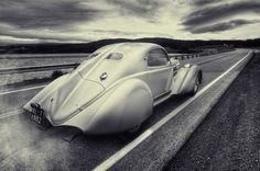 Aerodinamica. Lancia Astura '38