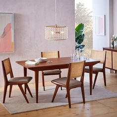Upton Dining Chair | west elm