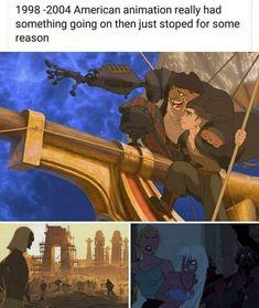Disney And Dreamworks, Disney Pixar, Tumblr Funny, Funny Memes, Treasure Planet, Disney Memes, Disney Love, Nostalgia, Funny Pictures
