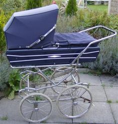 vintage kinderwagen knorr - Google Search
