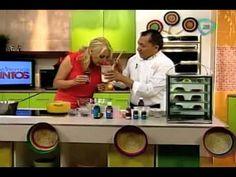 Con su particular estilo amable, divertido y cordial, Many Muñoz propicia el ambiente idóneo para crear las mejores recetas.