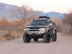 Ripcord's 2002 4runner Build/ Photo timeline - Toyota 4Runner Forum