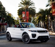 When you think you can't live Land Rover more... they come out with this