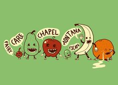 Nothing Rhymes With Orange by Mike Mitchell. Tee shirt design $10.00  ok...just thought this was funny @Shelley Ussery