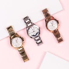 Stylowe wykończenie stylizacji! Michael Kors Watch, Bracelet Watch, Valentines Day, Bracelets, Accessories, Valentine's Day Diy, Watch, Valantine Day, Bracelet