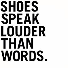 We have to agree. Happy #shoesday