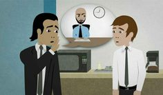 """Daily #English lesson: """"J.B. is kind of a stickler about getting to work on time."""" - http://ift.tt/K8qkE4 pic.twitter.com/2ZqMnau2eL"""
