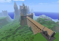 Minecraft Hogwarts | Minecraft | build | epic | cool