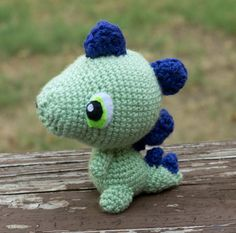Customize Your Own Baby Dinosaur/Dragon by thefadedwildflower, $12.00