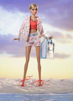 FR~Poppy Parker Gift Set~Hot Dots~2012 Tropicalia Convention~NFRB~NIB