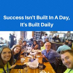 Success Isn't Built in a Day, It's Built Daily http://coachmikemacdonald.com/success-isnt-built-in-a-day-its-built-daily/