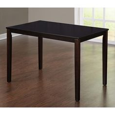 Shop for Simple Living Shaker Dining Table. Get free shipping at Overstock.com - Your Online Furniture Outlet Store! Get 5% in rewards with Club O!