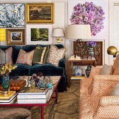 Home Living Room, Living Room Designs, Living Room Decor, Living Room Inspiration, Cozy House, Cheap Home Decor, Lounge, Home Interior Design, Interior Modern
