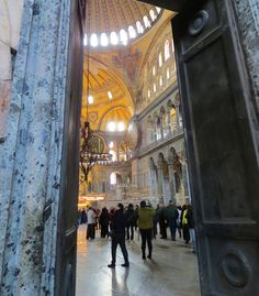 Hagia Sophia/Santa Sofia (Istambul)