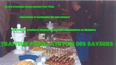 Atryum Des Saveurs : Traiteur Paris 17ème 75017 (adresse, horaire et avis)