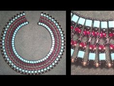 Beading4perfectionists : Cleopatra necklace tutorial