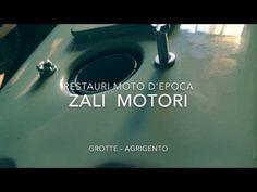 Restauro Lambretta Li 125 - YouTube